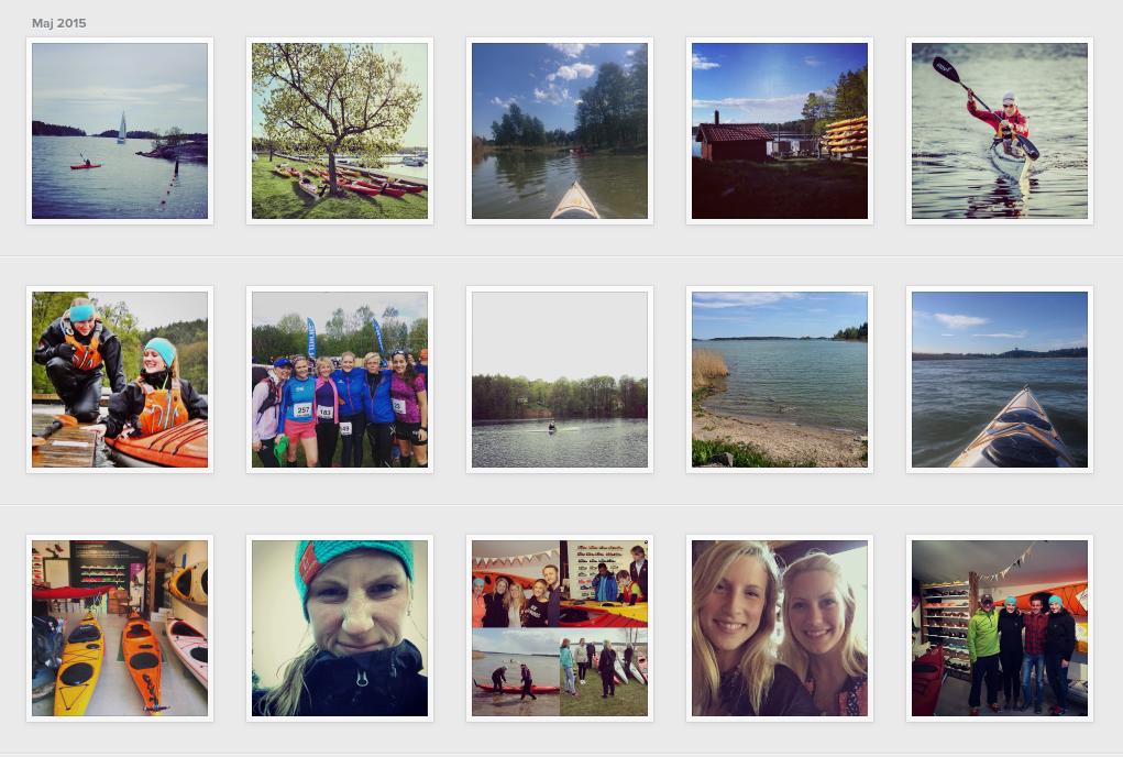 Outdoor Destination Sweden Instagram